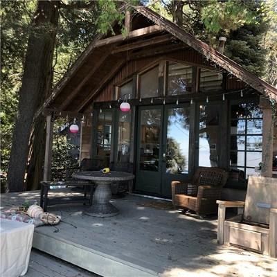 Crestline Single Family Home For Sale: 23910 Skyland Drive