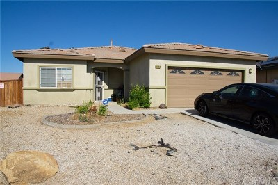 Adelanto Single Family Home For Sale: 14362 Rachel Drive