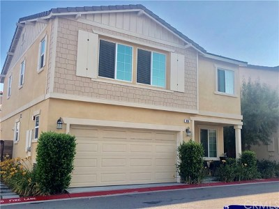 Upland Single Family Home For Sale: 850 Christain Court