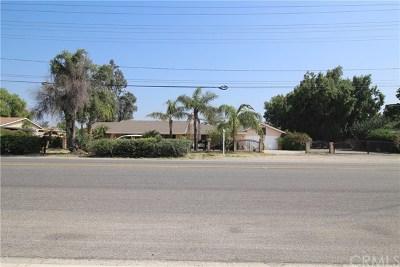 Bloomington Single Family Home For Sale: 18288 San Bernardino Avenue