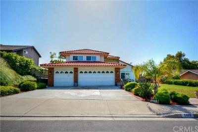 Yorba Linda Single Family Home For Sale: 5099 Vista Del Amigo
