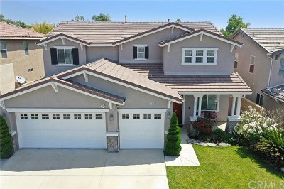 Upland Single Family Home For Sale: 1806 Pinnacle Way