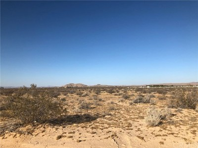 Helendale Residential Lots & Land For Sale: Sunrise Trail