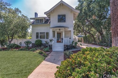 Claremont Single Family Home For Sale: 905 Harvard Avenue