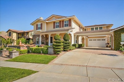 Rancho Cucamonga Single Family Home For Sale: 13741 Breeders Cup Drive