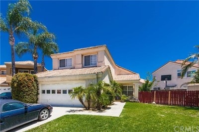 Single Family Home For Sale: 8035 San Remo Court