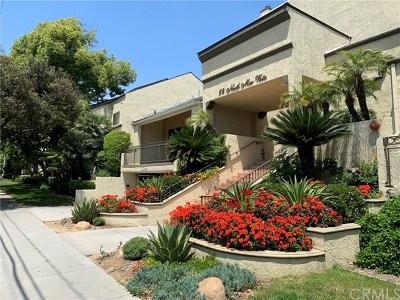 Pasadena Condo/Townhouse For Sale: 64 N Mar Vista Avenue #129