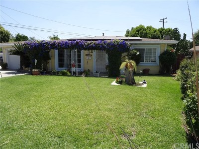 Glendora Single Family Home For Sale: 620 W Leeside Street