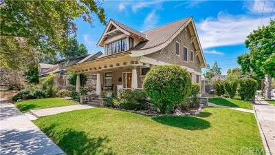 Pomona Single Family Home For Sale: 310 E Kingsley Avenue