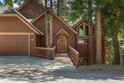 Lake Arrowhead Single Family Home For Sale: 28652 Shenandoah Drive