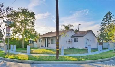 Baldwin Park Single Family Home For Sale: 14551 Rockenbach Street
