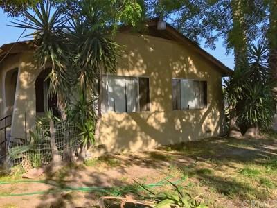 Single Family Home For Sale: 7457 Golondrina Drive