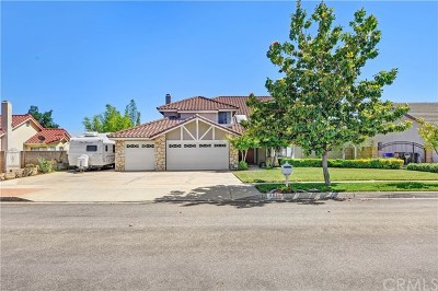Alta Loma CA Single Family Home For Sale: $779,000