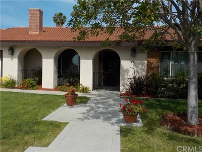 Glendora Single Family Home For Sale: 1258 Heather Street