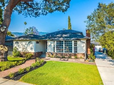 Monrovia CA Single Family Home For Sale: $1,023,900