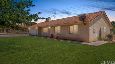 Victorville Single Family Home For Sale: 15777 Lindero Street