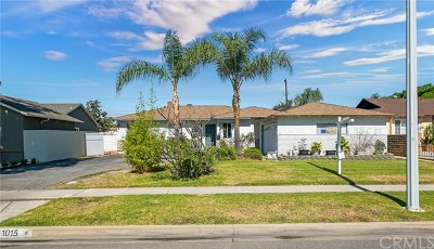 Covina Single Family Home For Sale: 1015 N Virginia Avenue