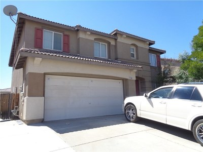Victorville Single Family Home For Sale: 15141 Sorrel Road