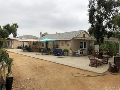 Riverside County Single Family Home For Sale: 5258 Norwood Avenue