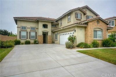 Fontana Single Family Home For Sale: 15667 Fontlee Lane