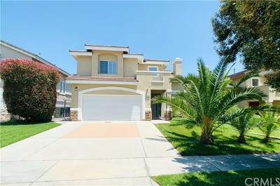 Rancho Cucamonga Single Family Home For Sale: 7977 Summerlin Place