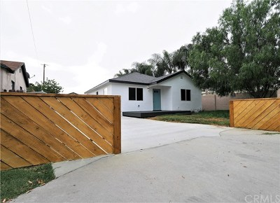 Cypress Single Family Home For Sale: 8902 Cypress Avenue