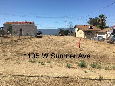 Lake Elsinore Residential Lots & Land For Sale: 1105 Sumner Ave