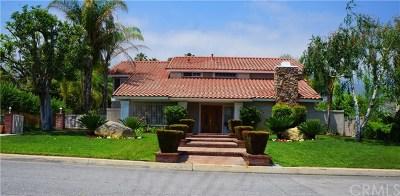 Alta Loma Single Family Home For Sale: 9582 Sunflower Street