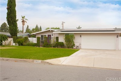 Glendora Single Family Home For Sale: 933 E Woodland Lane