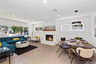 Pasadena Single Family Home For Sale: 522 Del Monte Street