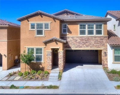 Chino Hills Condo/Townhouse For Sale: 14317 Hillcrest Drive