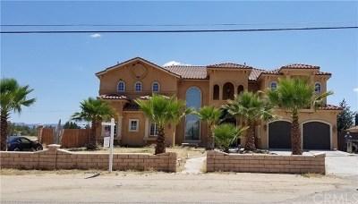 Single Family Home For Sale: 14733 Juniper Street