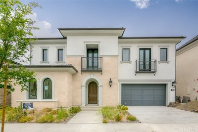 Irvine Single Family Home For Sale: 113 Interstellar