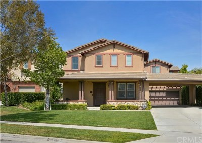 Rancho Cucamonga Single Family Home For Sale: 7195 Forester Place
