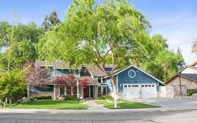 Visalia Single Family Home For Sale: 622 W Oak View Drive