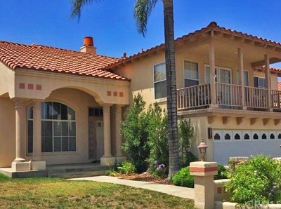Moreno Valley Single Family Home For Sale: 28051 Championship Drive