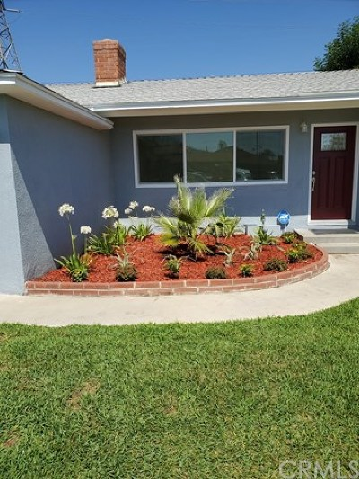 Duarte Single Family Home For Sale: 534 Tocino Drive