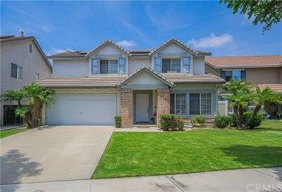 Chino Single Family Home For Sale: 4634 Hastings Court