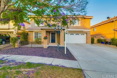 Rancho Cucamonga Single Family Home For Sale: 6535 Vianza Place