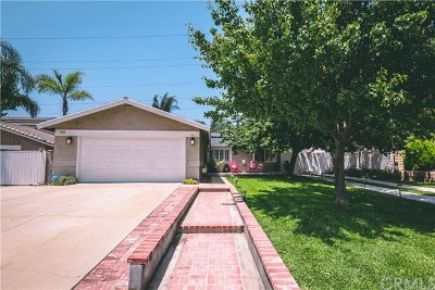 La Verne Single Family Home For Sale: 755 Dogwood Drive