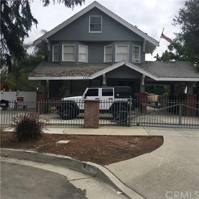 Pomona Single Family Home For Sale: 493 Kenoak Place