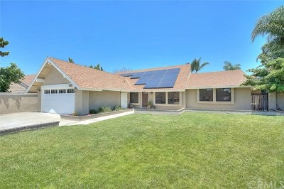 Chino Hills Single Family Home For Sale: 14771 Cherry Circle