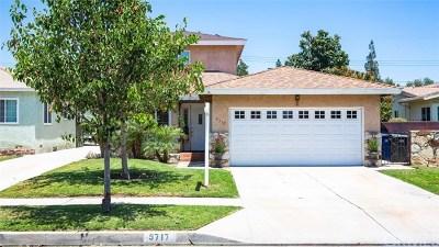 Pico Rivera Single Family Home For Sale: 9717 Lochinvar Drive