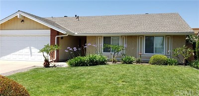 La Verne Single Family Home For Sale: 1565 Bianca Street