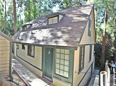 Blue Jay, Cedarpines Park, Crestline, Lake Arrowhead, Running Springs Area, Twin Peaks, Big Bear, Arrowbear, Cedar Glen, Rimforest Single Family Home For Sale: 23530 Lake Drive