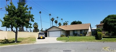 Riverside CA Single Family Home For Sale: $405,000