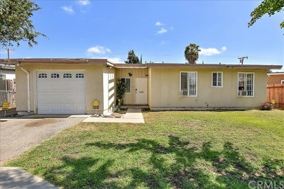 West Covina Single Family Home For Sale: 2048 E Walnut Creek