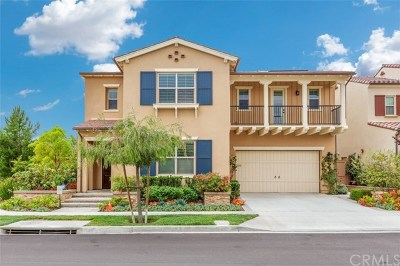 Irvine Single Family Home For Sale: 63 Walden