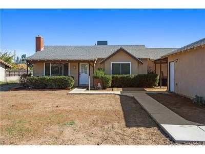 Riverside Single Family Home For Sale: 15672 Russell Avenue