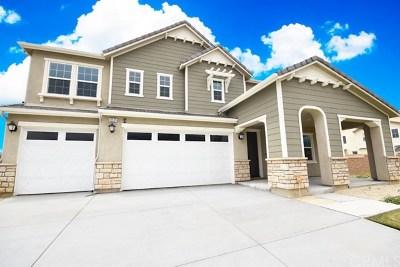 Rancho Cucamonga CA Single Family Home For Sale: $1,160,000